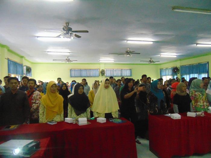 Bakesbangpol Kabupaten Blitar Gelar Pendidikan Wawasan Kebangsaan ke Generasi Muda