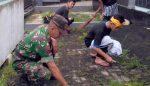MTSN 6 Kepanjen Peringati Sumpah Pemuda, Bersihkan Tempat Ibadah