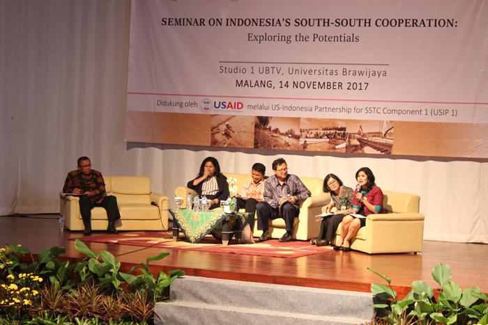 Gandeng UB, Sosialisasikan Capaian KSS Indonesia