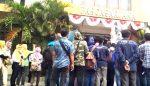 Demo Mahasiswa Uniska Diduga Ada Yang Nunggangi