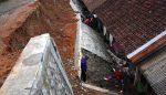 Murid SMPN 2 Satu Atap Dongko Belajar  Mengajar Bergantian, Akibat Diterjang Longsor