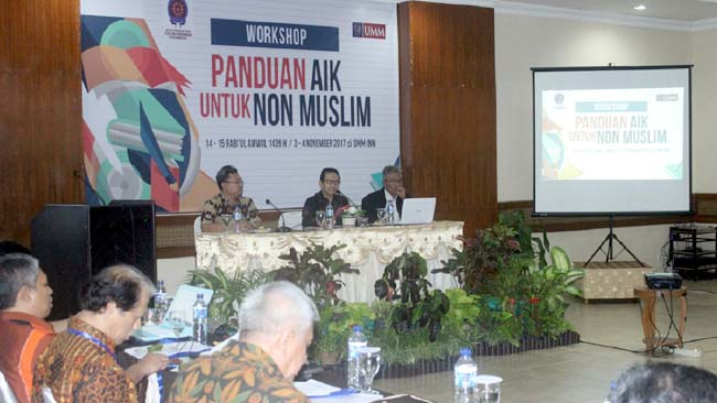 PT Muhammadiyah Temukan Formulasi Studi Islam Bagi Mahasiswa Non Muslim
