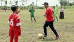 RD Coaching Clinic Peserta Turnamen Rektor Cup ITN