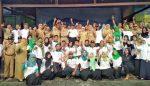 Mendikbud Didapuk Pembina Upacara SMPN 24 Malang