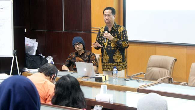 Mahasiswa STMIK-STIE ASIA Dicetak jadi Entrepreneur Digital