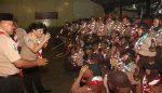 Ratusan Anggota Pramuka Penggalang Sidoarjo Ramaikan Lomba Tingkat III