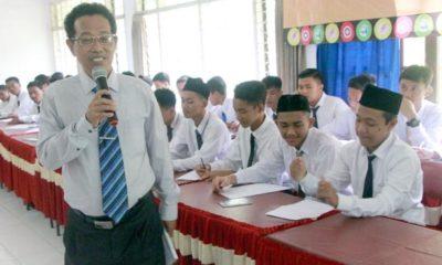 Jelang Kelulusan, Seratus Siswa SMK YPM 1 Taman Dibekali Motivasi Berprestasi