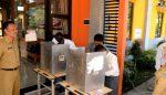 Puluhan ABK Ikuti Simulasi Pencoblosan oleh KPU