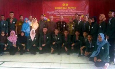 Ratusan Siswa STPP Malang, PKL di Kabupaten Lingga Kepulauan Riau