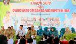 Forum Anak Blitar Kritis dan Inofatif, Bupati Bangga