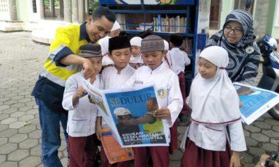 BSI Launching Perpustakaan Keliling