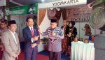 Jokowi Kagumi Kampus Unisma