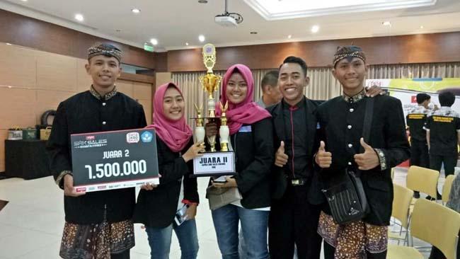 SMK PGRI 5 Jember Sabet Juara 2 Ajang Aspira 2018 di Jakarta