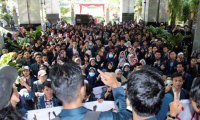 Aliansi Brawijaya Menggugat Kebijakan Rektorat dan Senat UB