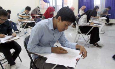 Pelaksanaan SBMPTN Panlok 55 Malang Sukses