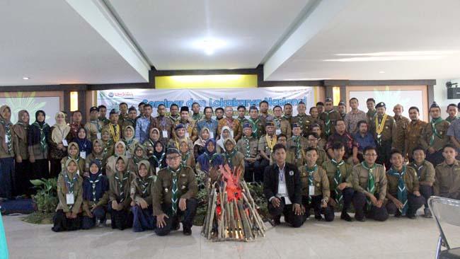 Puluhan PT Muhammadiyah Gelar Lokakarya Kurikulum Kepanduan Hizbul Waton
