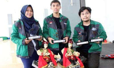 Tiga Tim Robotika FT-UB Melaju ke KRI Nasional
