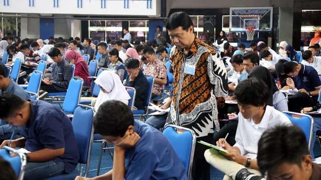 800 Kursi Mandiri Polinema Diperebutkan 4.500 Peminat