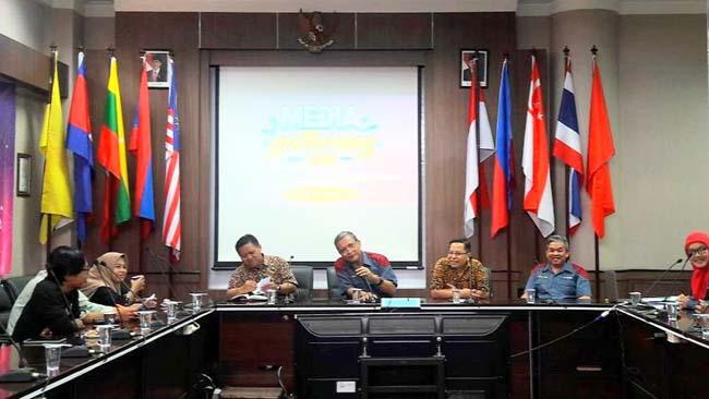 Media Gathering FT-UB dan Awak Media Berharap Kerjasama Lebih Baik
