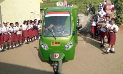 Dua Sekolah Di Sekitar Lokasi TMMD Jadi Sasaran SIMOSKOS