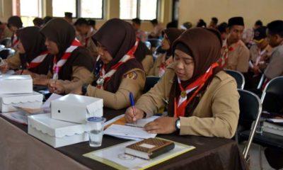 Kursus KML Pertama Digelar, Diikuti 60 Pembina Pramuka