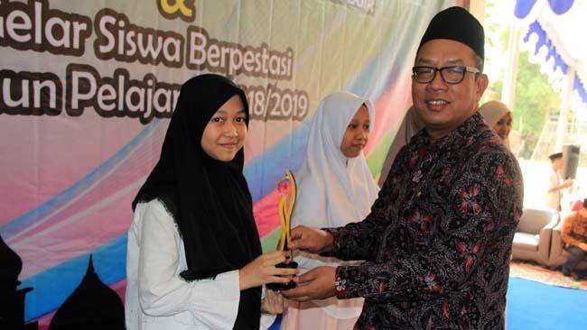MTsN 1 Kota Malang 2018/2019, Catat 8 Prestasi Internasional dari Total 63 Prestasi