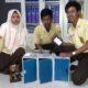 Tiga Siswa Smamda Ciptakan Kunci Pintu Anti Maling Juarai Amicta