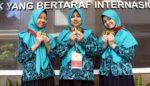 3 Dara Cantik MTsN 1 Kota Malang Ke Australia, Tak Menyangka, Baru Pertama Langsung Boyong 7 Medali