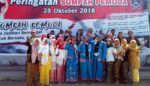 SMAN 1 Tenggarang, Gelorakan Semangat Sumpah Pemuda Dengan Berpakaian Adat