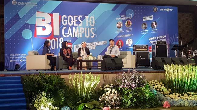 BI Goes to Campus 2018 Sapa Mahasiswa UB