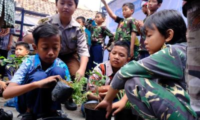 Sambut Hari Pahlawan, Fokus ke Lingkungan