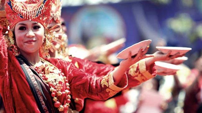 SD Kreatif  Muhammadiyah 16 Kenalkan Budaya Sumatera