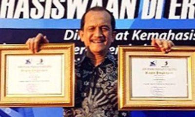 UB Raih Terbaik II Anugerah Kemahasiswaan Belmawa DIKTI