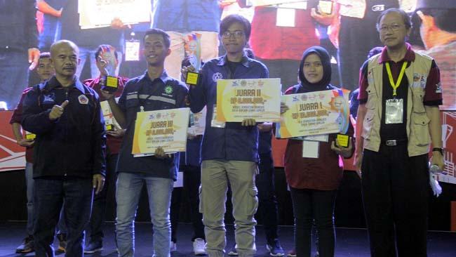 FT UMM Sabet 4 Gelar di KJI XIV Makassar