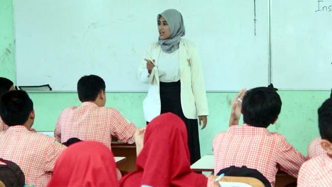 Kampanye 'BAKSO' di Sekolah, Prihatin Penggunaan Bahasa Indonesia Campuran