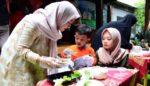 Peringati Hari Gizi, Mahasiswa Unusa Ajak Fun Cooking