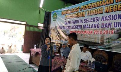 UM Sosialisasikan SNMPTNSBMPTN di Tulungagung