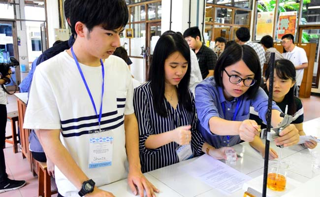 Datang dari Jepang dan Taiwan demi Olah Minyak Jelantah jadi Biodiesel