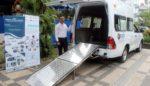 Permudah Akses, UB Sediakan Mobil Difabel Bagi Mahasiswa Disabilitas
