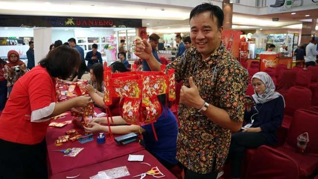 Sastra Tionghoa UK Petra Sambut Tahun Baru Imlek 2570