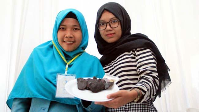Tempe Berbalut Cokelat Jadi Cemilan Kekinian Berbahan Tradisional, Surabaya