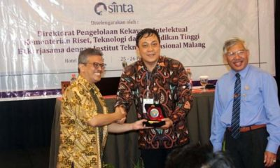 Kemenristekdikti-ITN Gelar SINTA, Dorong Publikasi Indonesia Lampaui Malaysia