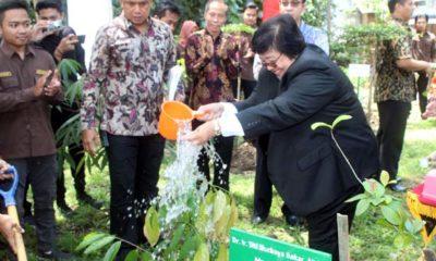 UMM Terima Mandat Menteri LHK Kelola Hutan Pendidikan di Pujon