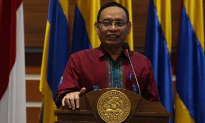 Undang Kepsek se-Jatim, Rektor Unair Sosialisasikan SNMPTN dan SBMPTN