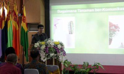 Green Biotechnology untuk Menguak Sistem Komunikasi Tanaman