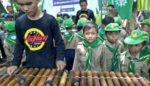SD Muhammadiyah 24 Surabaya, Peringati Hari Musik Nasional di Super Camp of Character