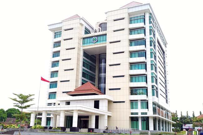 Universitas Negeri Malang, sebagai pemilik lahan empat sekolah negeri. (rhd)