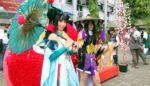 Rayakan Musim Semi Sakura, Unitomo Gelar JFF ke-25
