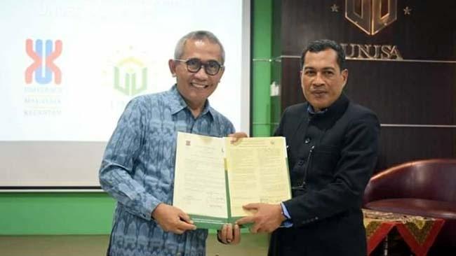 Unusa Jalin Kerja Sama dengan Universiti Malaysia Kelantan