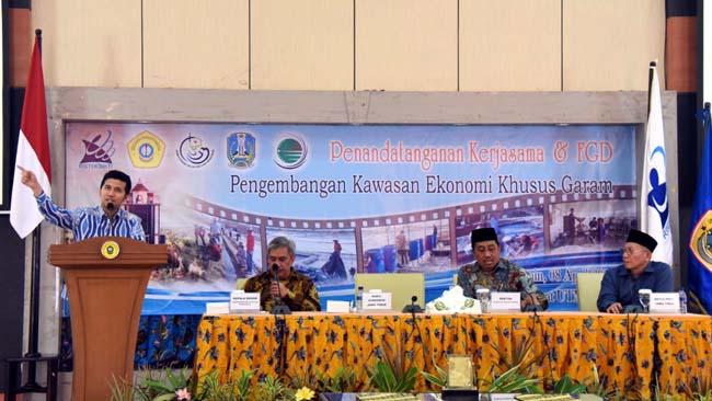 Emil Dardak: Universitas Trunojoyo Pilar Pengembangan Pulau Madura
